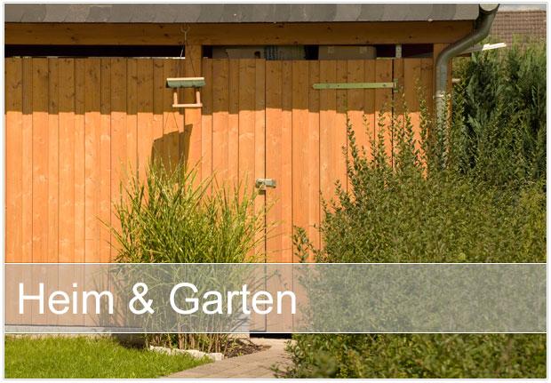 Heim + Garten