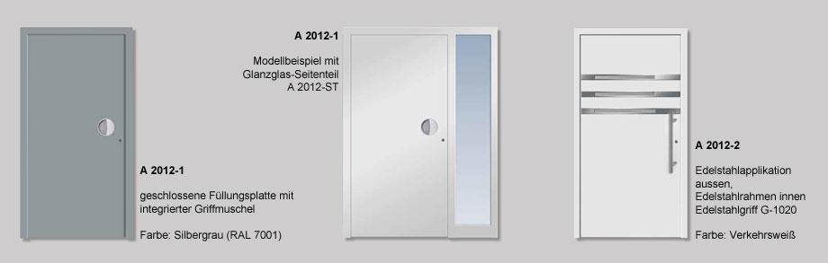 Haustüraktion 2012